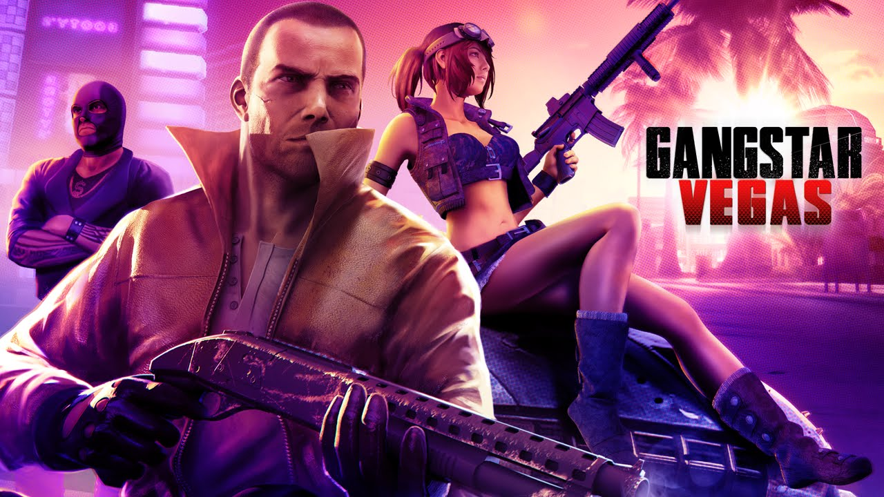 Main Gangstar Vegas on PC 2