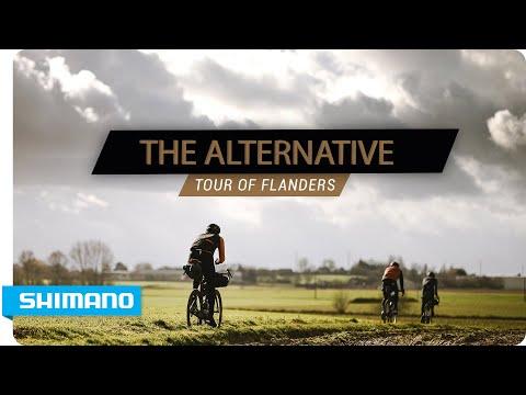 The Alternative: Tour of Flanders, gravel edition   SHIMANO