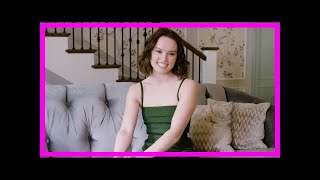 Breaking News | 73 questions with daisy ridley