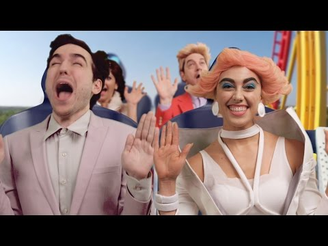 Katy Perry - Chained To The Rhythm PARODY! The Key of Awesome #118