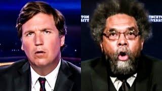 Cornel West Makes Tucker Carlson Look Like Total Fool On Fox