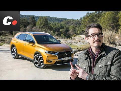 DS 7 Crossback SUV 2018 | Prueba / Test / Review en español | coches.net