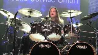 Fotis Benardo in HD - A Great Mass of Death [Musikmesse 2012 - 3/5]