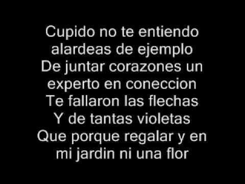 Aventura- Dile Al Amor lyrics