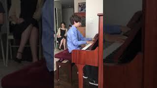 Simon SPring 2019 Piano Recital