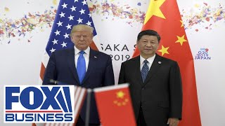 Varney: Trump is playing serious hard ball on China