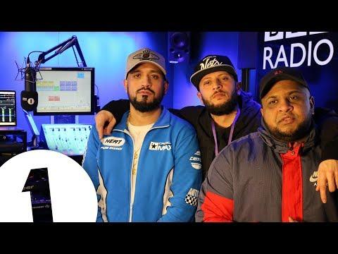 ManLikeHaks with Kan D Man & DJ Limelight