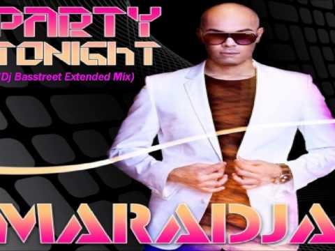 Maradja-Party Tonight(Dj Basstreet Extended Mix) 1