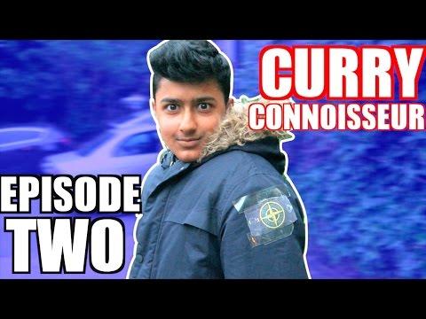 🔥 The Curry Connoisseur 🔥  *CHICKEN CONNOISSEUR PARODY* #2