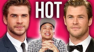 Straight Guys Review Hot Male Celebrities