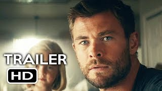 12 Strong Official Trailer #1 (2018) Chris Hemsworth, Michael Shannon War Drama Movie HD