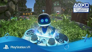 Astro bot rescue mission :  bande-annonce