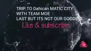 VLOG #1 Dahican Adventure with VXI TEAM Moe