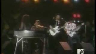 Stevie Wonder and Stevie Ray Vaughan - Superstition (1989