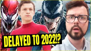 SONY PUSHING SPIDER-MAN 3 & VENOM 2 TO 2022!? MCU To Follow??