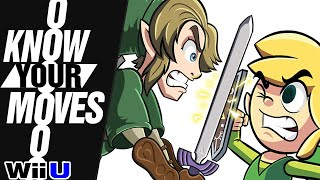 The Linkest Link? - EVERY Link, EVERY Move, EVERY Smash Brothers! - Know Your Moves