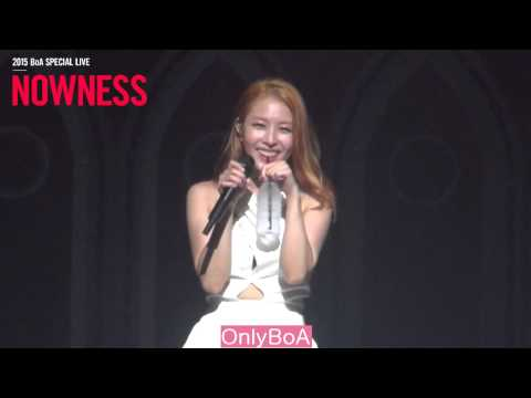 2015 BoA Concert 'Nowness' 2nd x Highlight