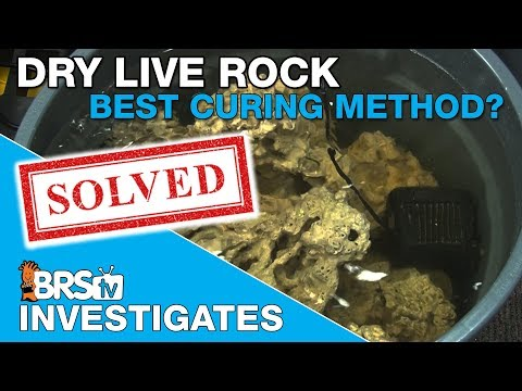 What's the most effective rock curing method? | BRStv Investigates