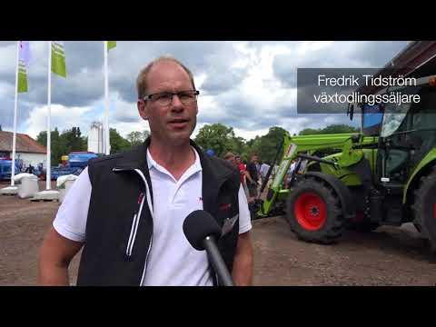 Swedish Agro-dagen i Töreboda