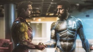PROOF Iron Man Knew The FANTASTIC FOUR & X-MEN!