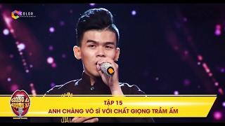Giọng ải giọng ai | tập 15: Phiên bản Mr.Đàm khiến Trường Giang và Hoàng Yến Chibi phấn khích
