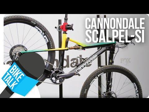 Bike Talk - Henrique Avancini's Cannondale Scalpel-Si | SHIMANO