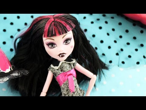 Draculaura Inspired Crafts