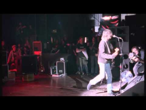 NIRVANA - Smells Like Teen Spirit (HD) (Live at the Paramount 1991)