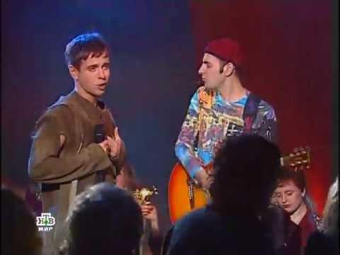 Андрей Губин - Танцы (Новогодняя ночь на НТВ 2002)