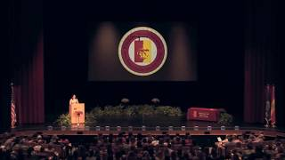 'SP18 Nurse Pinning Ceremony (full program)  //  Pitt State
