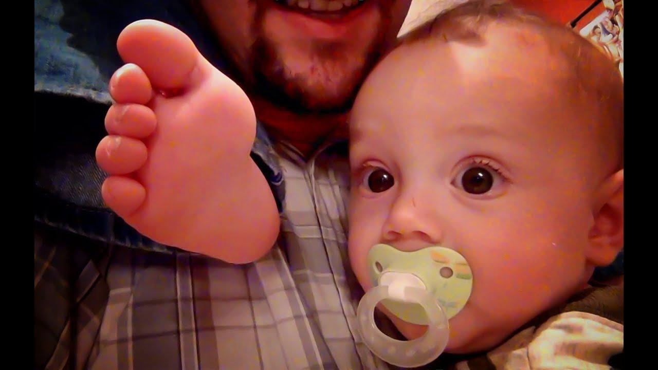 Stinky Toddler Feet! (Episode 217) - YouTube