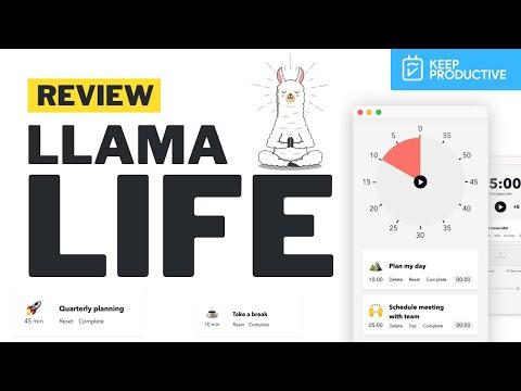Llama Life First Impressions