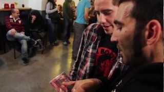 Pirat S Sound Sistema Escolta Del Disc Em Bull La Sang Al Koitton Club 2 De Febrer 2013 Youtube