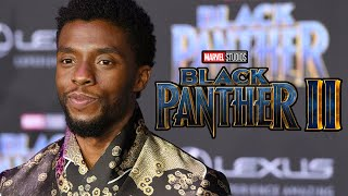 Marvel Confirms Their Plans For Black Panther 2 Chadwick Boseman Recasting
