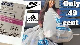 Ross Dress For Less .49 Sale Nike Shoes For $2.99!  Clearance Now!