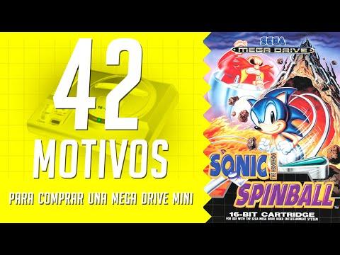 Sonic Spinball. 42 motivos para comprar una Mega Drive Mini. (28/42)