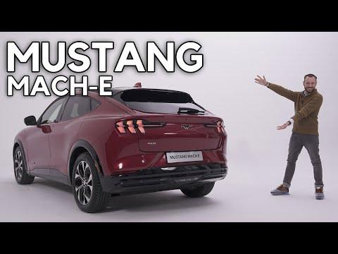 Mustang Mach-E - Czy to jeszcze jest Ford Mustang?