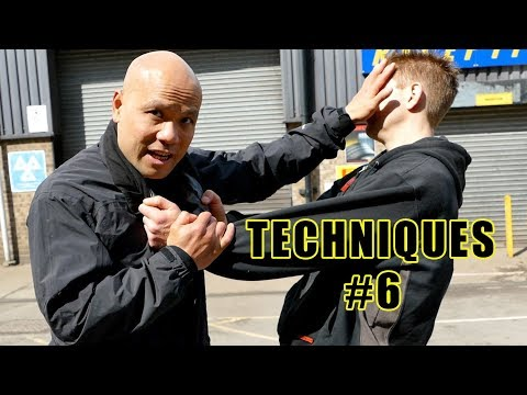 How to defend yourself from a bully Self-Defense | Techniques #6