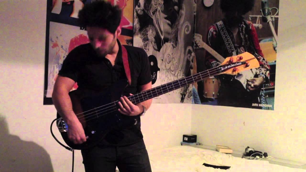 Bassicsgear 1976 Rickenbacker 3001 Bass Demo Youtube