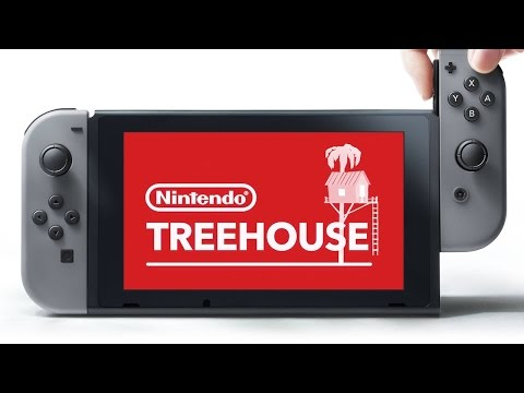 Nintendo Treehouse Live With Nintendo Switch - IGN Live