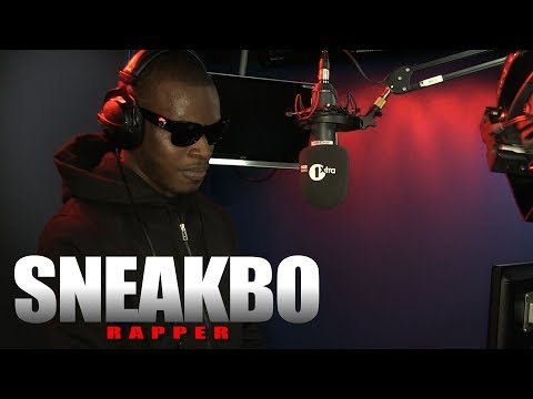 Sneakbo - Fire In The Booth (part 2)