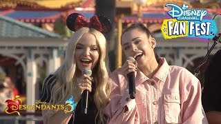 Descendants 3 Panel | 2019 Fan Fest | Disney Channel