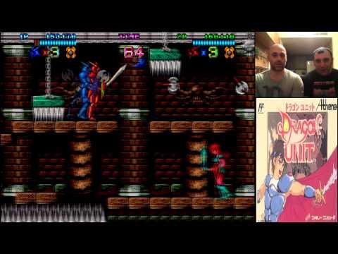 Dragon Unit / Castle of Dragon // Arcade // Jugando a Dobles Cap. 22 // RETRO