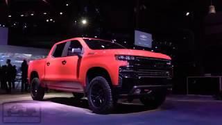 2019 Chevrolet Silverado 1500 -