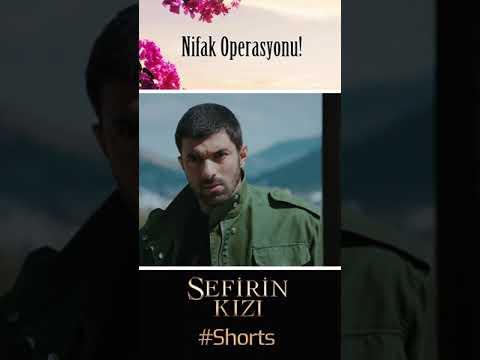 Sefirin Kızı | Nifak Operasyonu! #Shorts