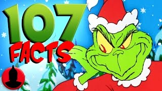 107 Facts About How the Grinch Stole Christmas! - Cartoon Hangover