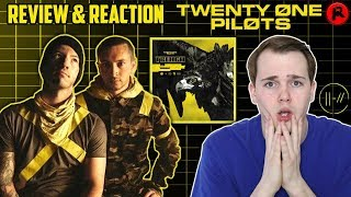 Twenty One Pilots - Jumpsuit / Nico And The Niners | Song Reviews