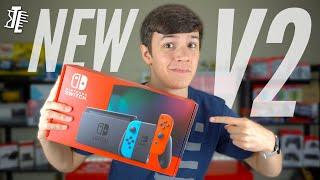 Should YOU upgrade and BUY the NEW Nintendo Switch V2!? (Switch 2019 Review)