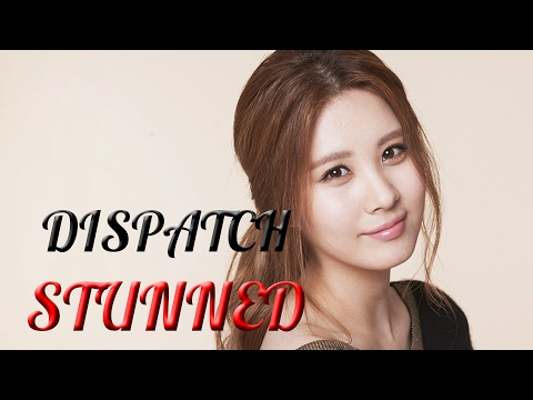 DISPATCH Stunned When Seohyun Says She Has Dated A Celebrity