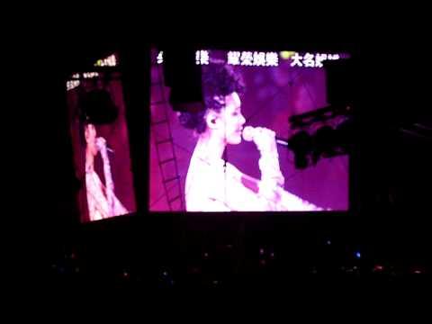 多謝失戀@Twins 人人彈起 2010 演唱會 (2010-04-16)